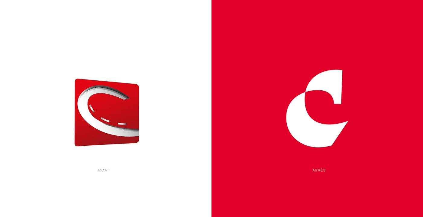 animal branding  cheval corporate design horse logo Minimalism red typography