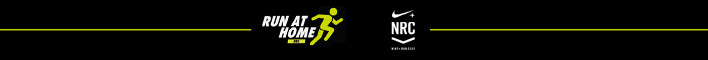ADV allenamento art direction  copywriting  Coronavirus covi-19 Nike Nike Run Club steps training