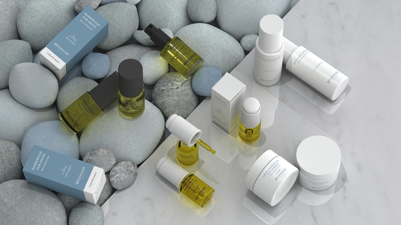 精品的34款護膚品包裝設計欣賞
