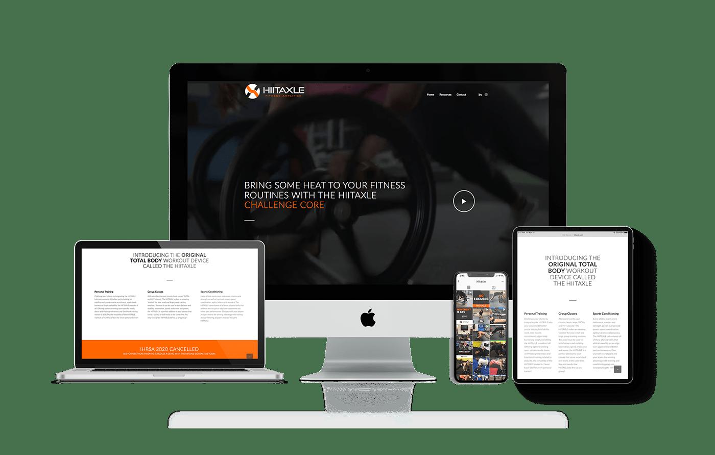 HIITAXLE Website