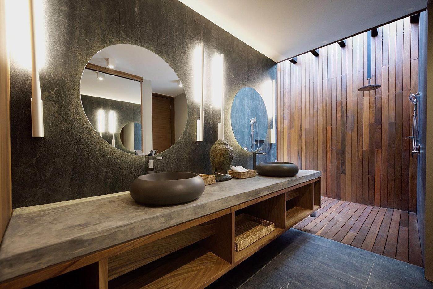 極美的18款豪宅浴室欣賞
