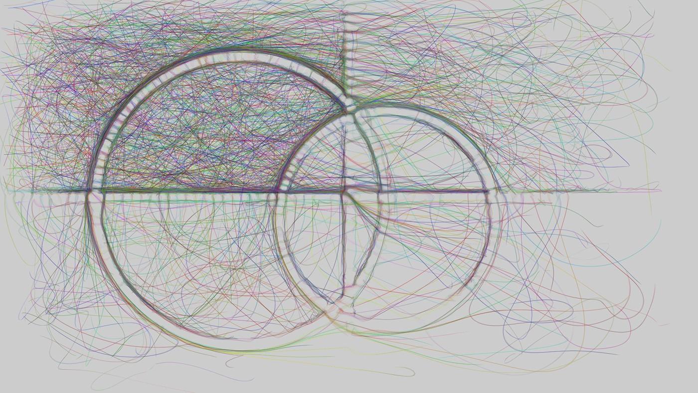 generative art generative algorithmic programming  processing