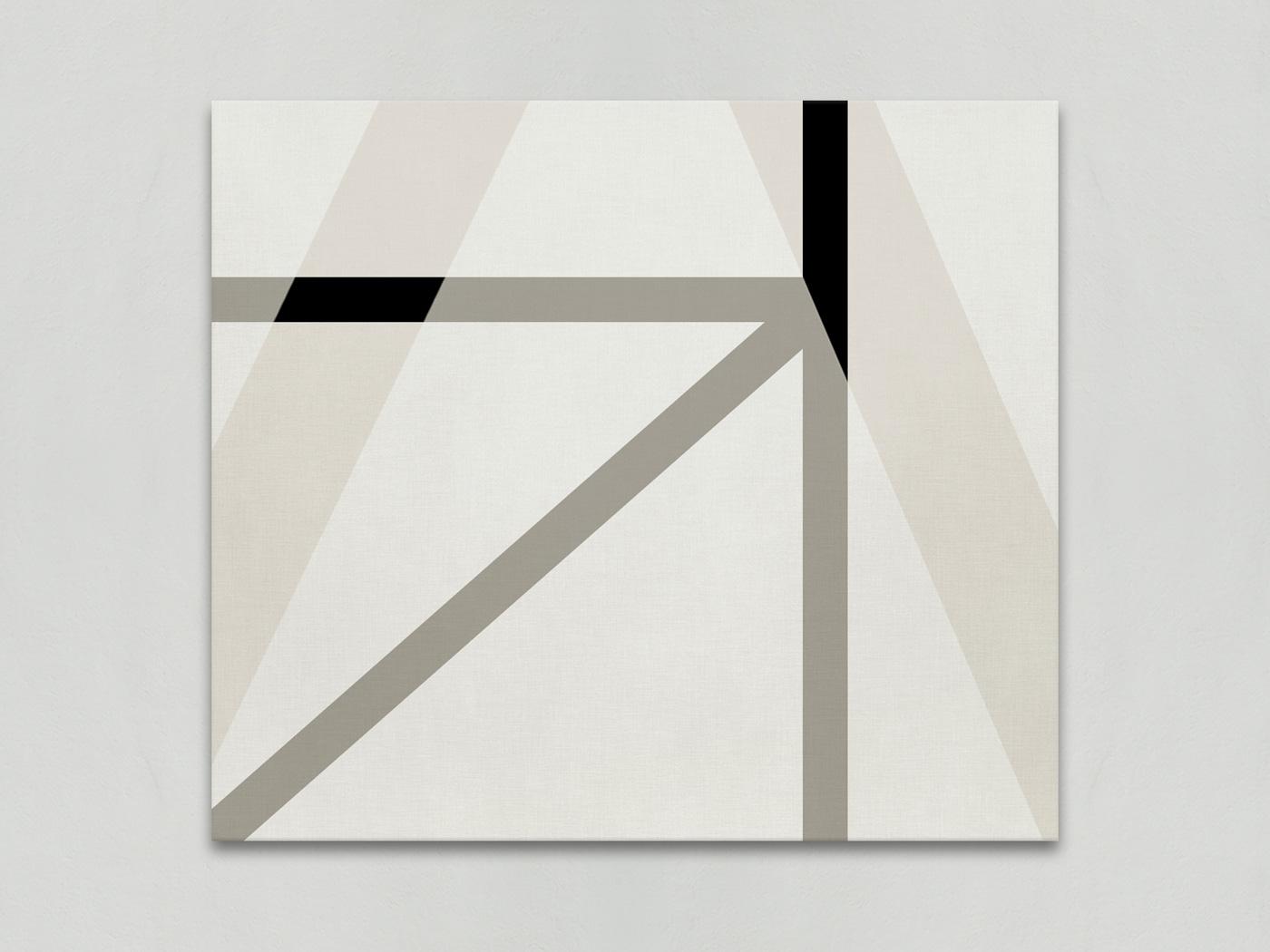 scaffold abstract Minimalism grid