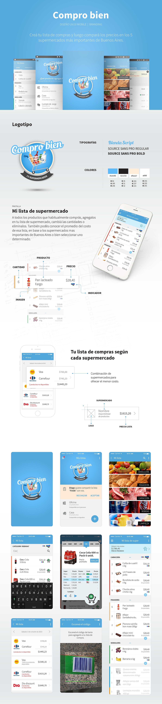 ux UI logo app mobile