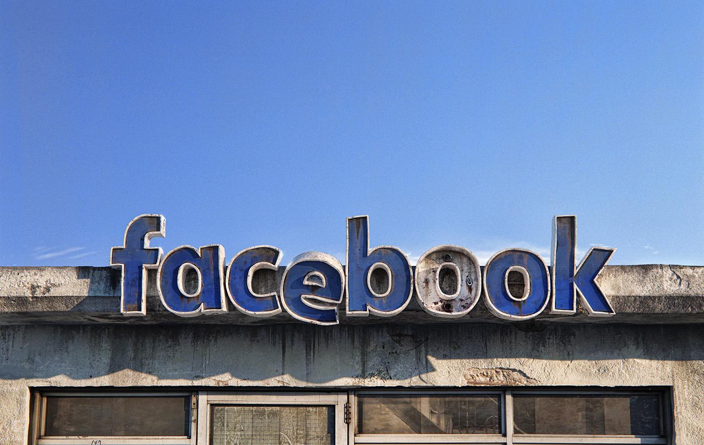 Vervallen Social Media Gebouwen