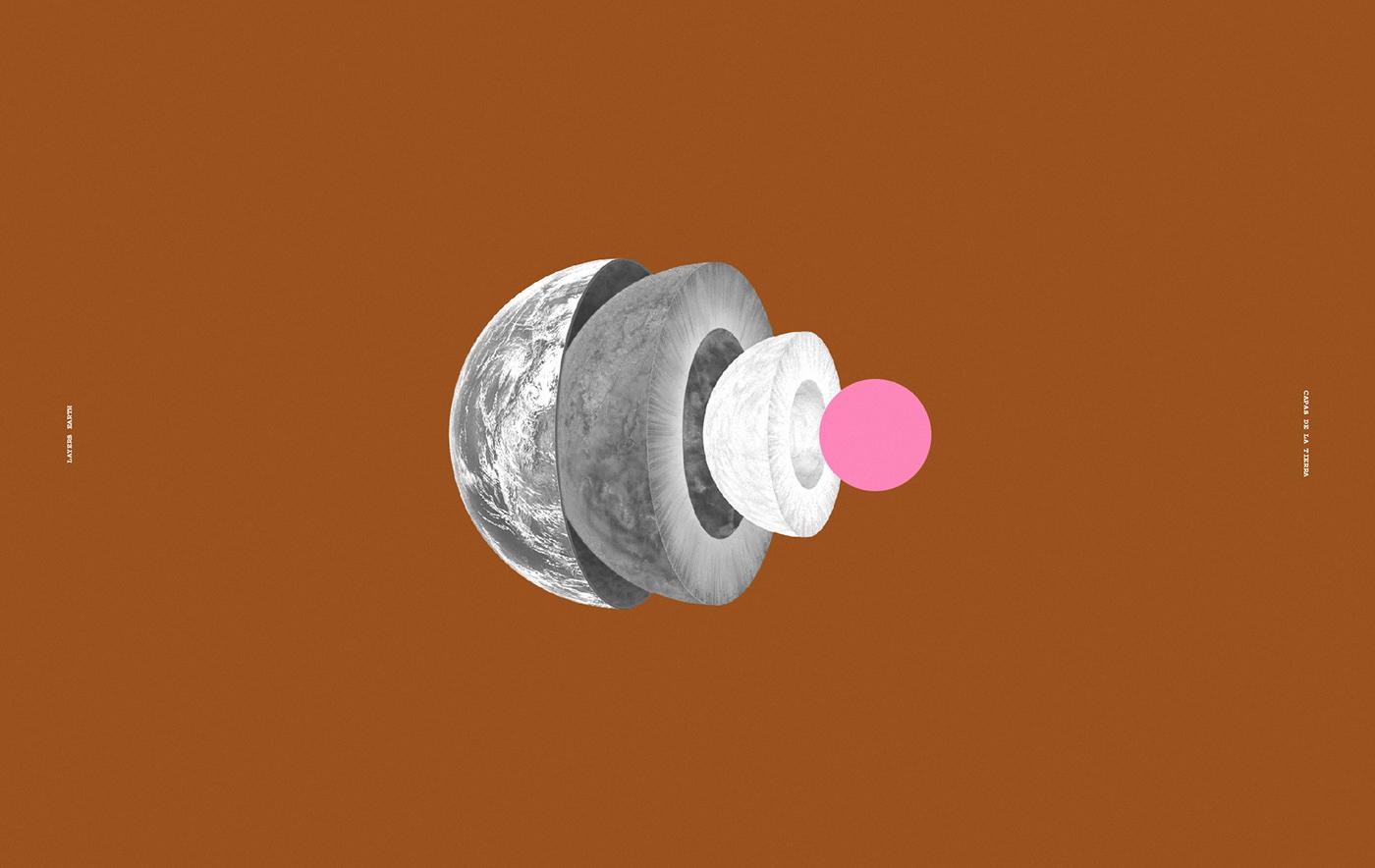 system conceptual minimal lenguage icons elements Soup sustentable body Ecology
