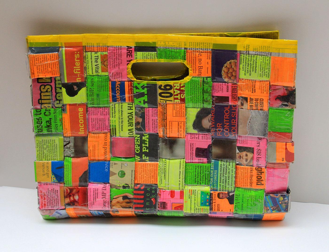 豐富的39個紙袋包裝欣賞