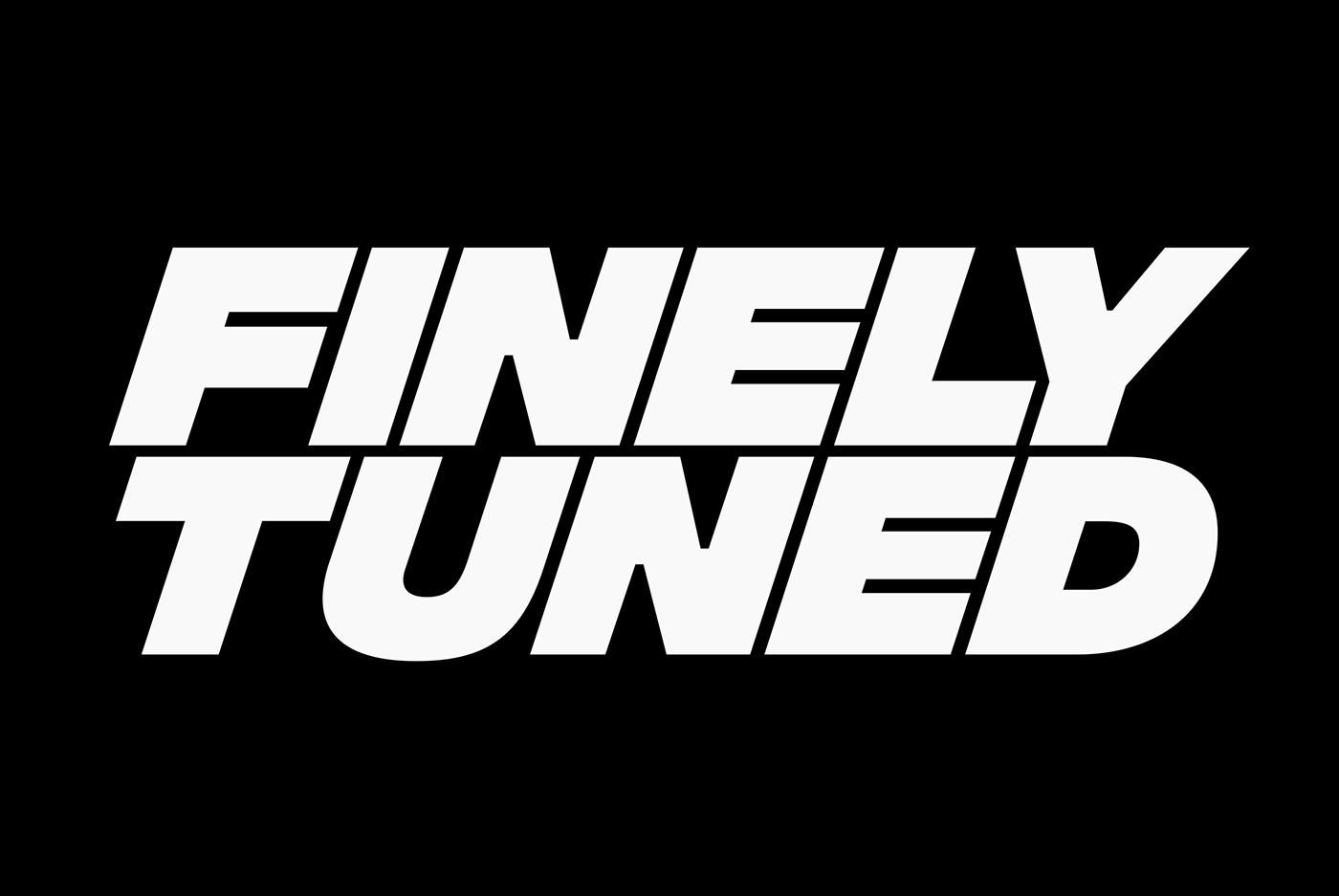 Integral CF | ultra bold typeface on Behance