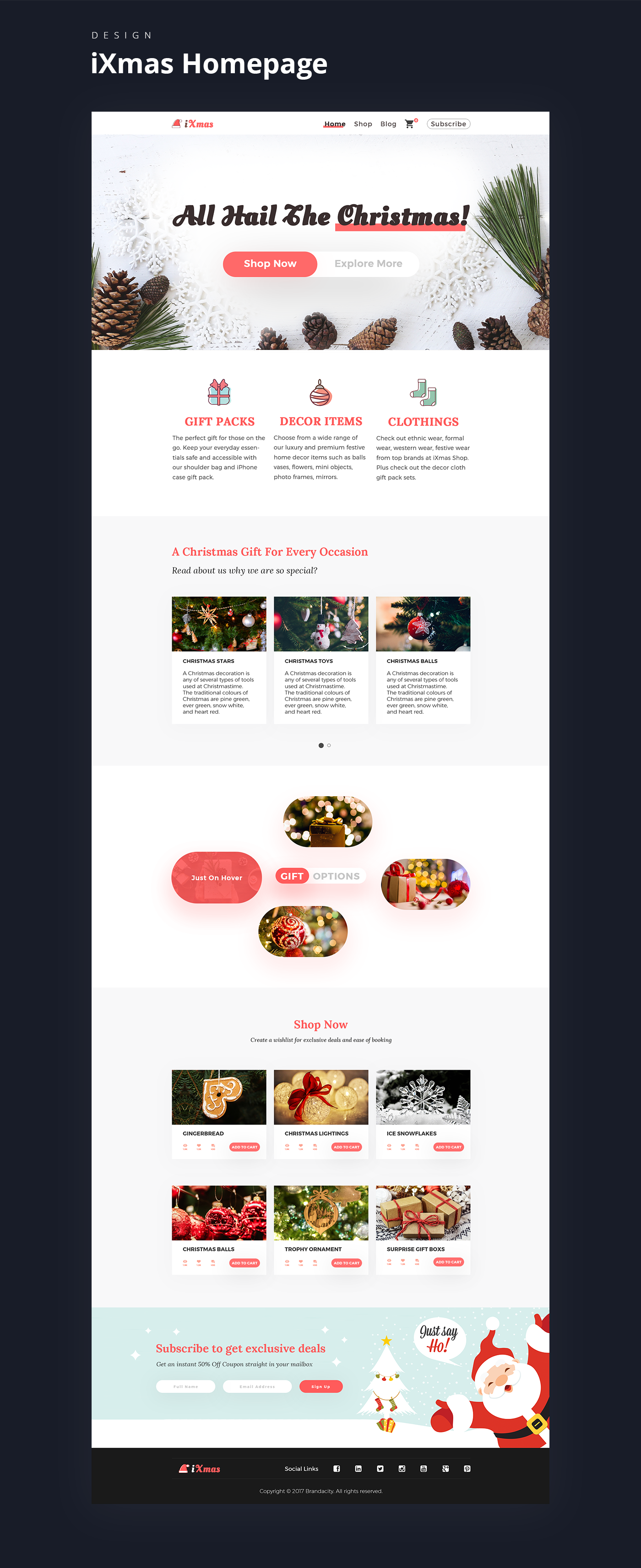 Interaction design  Web Design  ui kit Ecommerce UI ux Interface concept user interface landing page