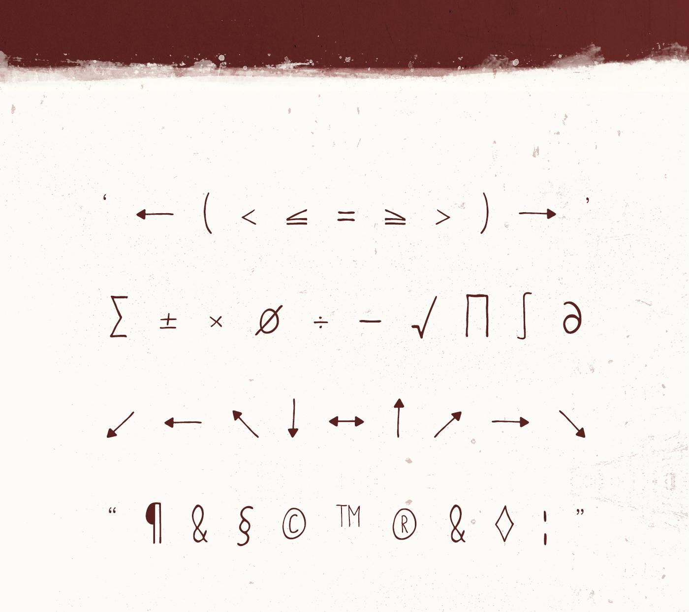 Adobe Portfolio,Free font,font design,hand writing font