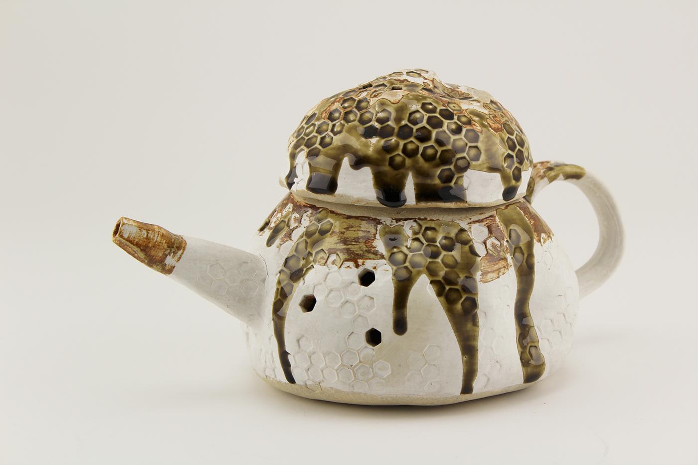 ceramics  hand built clay