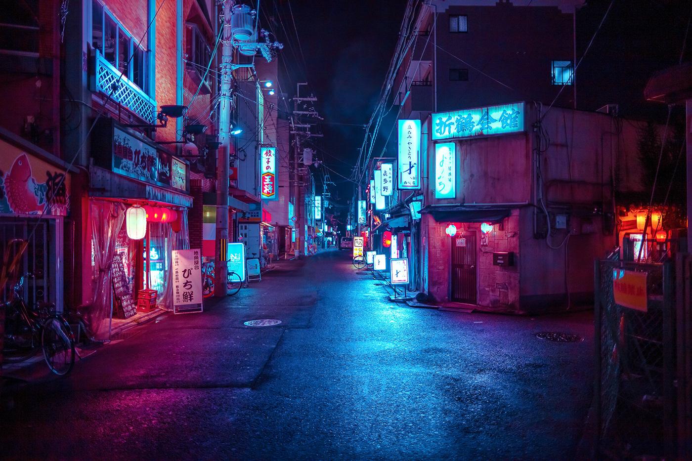 Neon Noir...