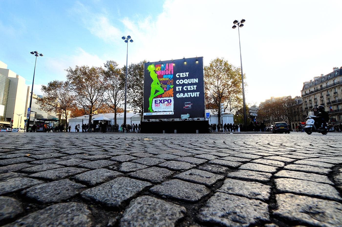 exposition plaisir prevention sexualité solidarité sida