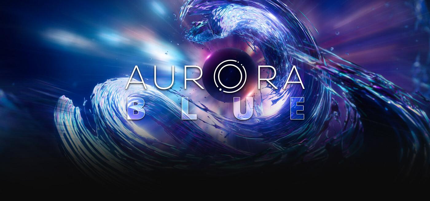 Aurora art Collective : Blue Exhibition 2020