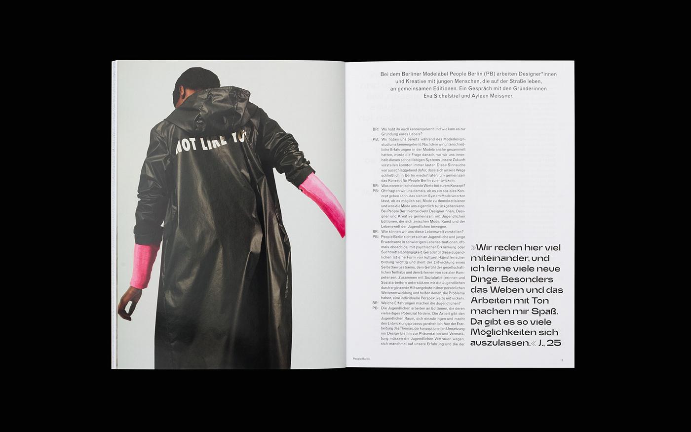 magazine Independent student University hannover germany brasilia waste trash Photography