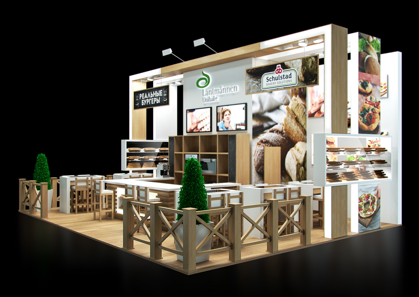 Exhibition Stand Behance : Basf on behance exhibit design exhibition stall design