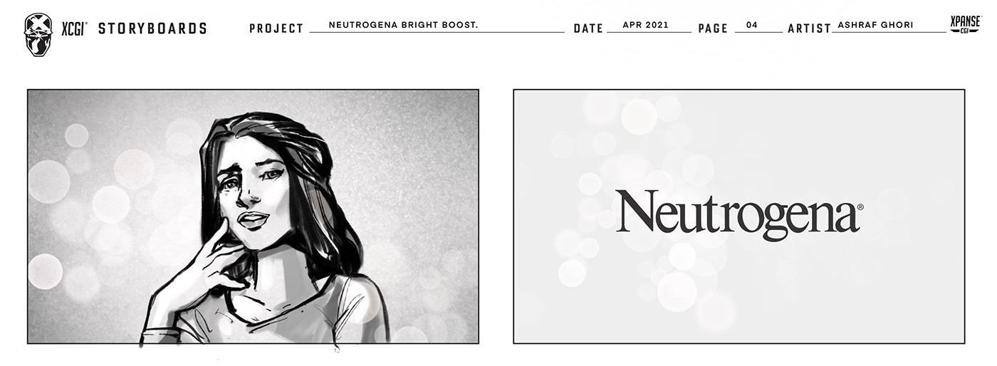art beauty cosmetics Neutrogena