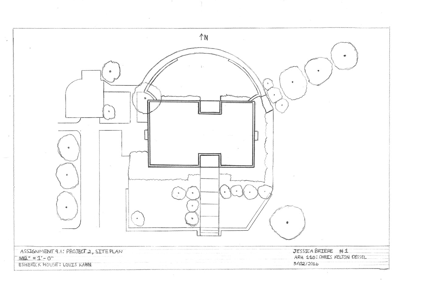 How To Read Dimensions On A Floor Plan Case Study Esherick House Louis Kahn On Behance