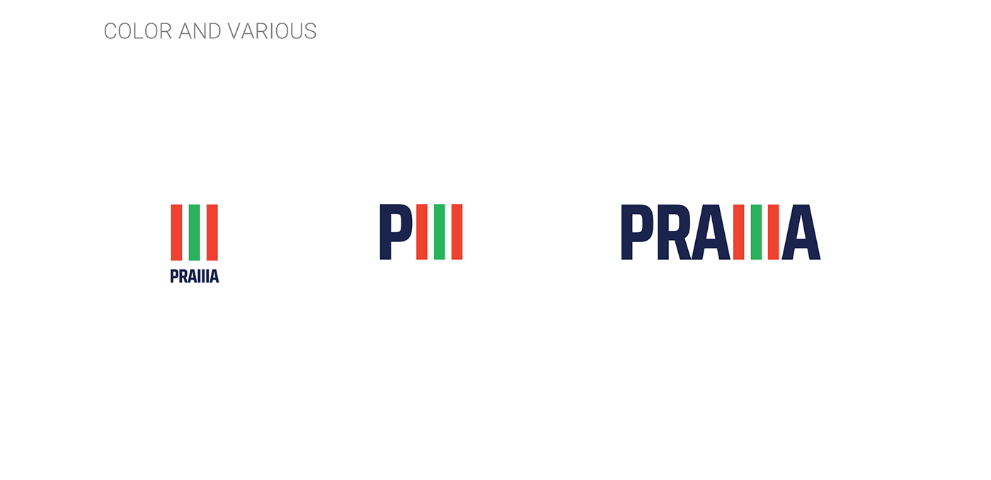 brand city III logo prague Visual Communication
