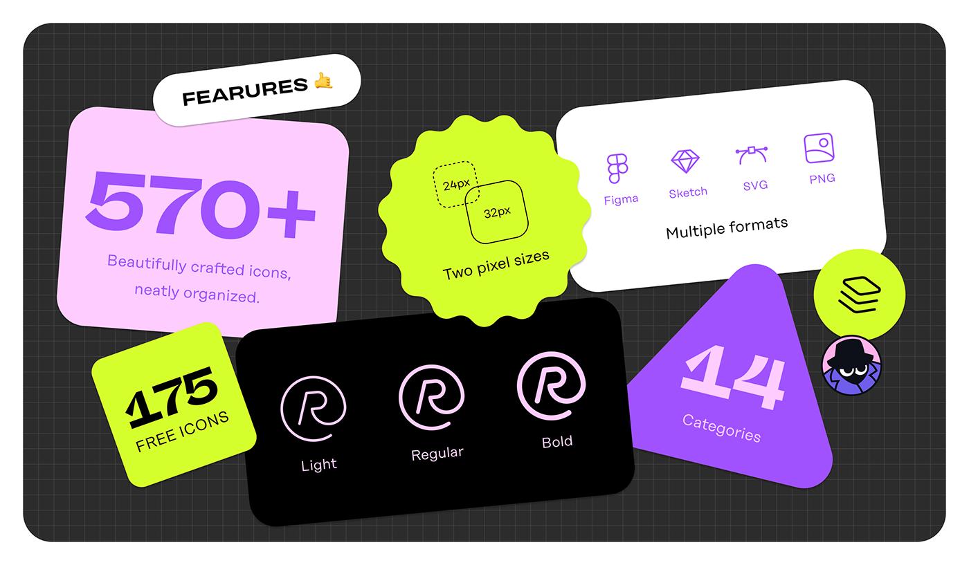 design resource Fashion  Food  free freebie icon pack icons Interface kitchen UI