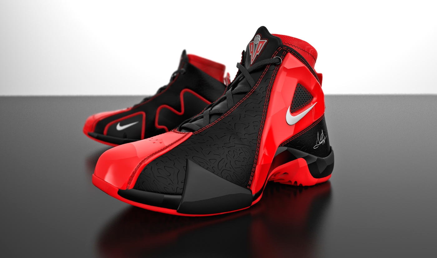 Scottie Pippen's '90's | Shoes!! in 2019 | Nike shoes