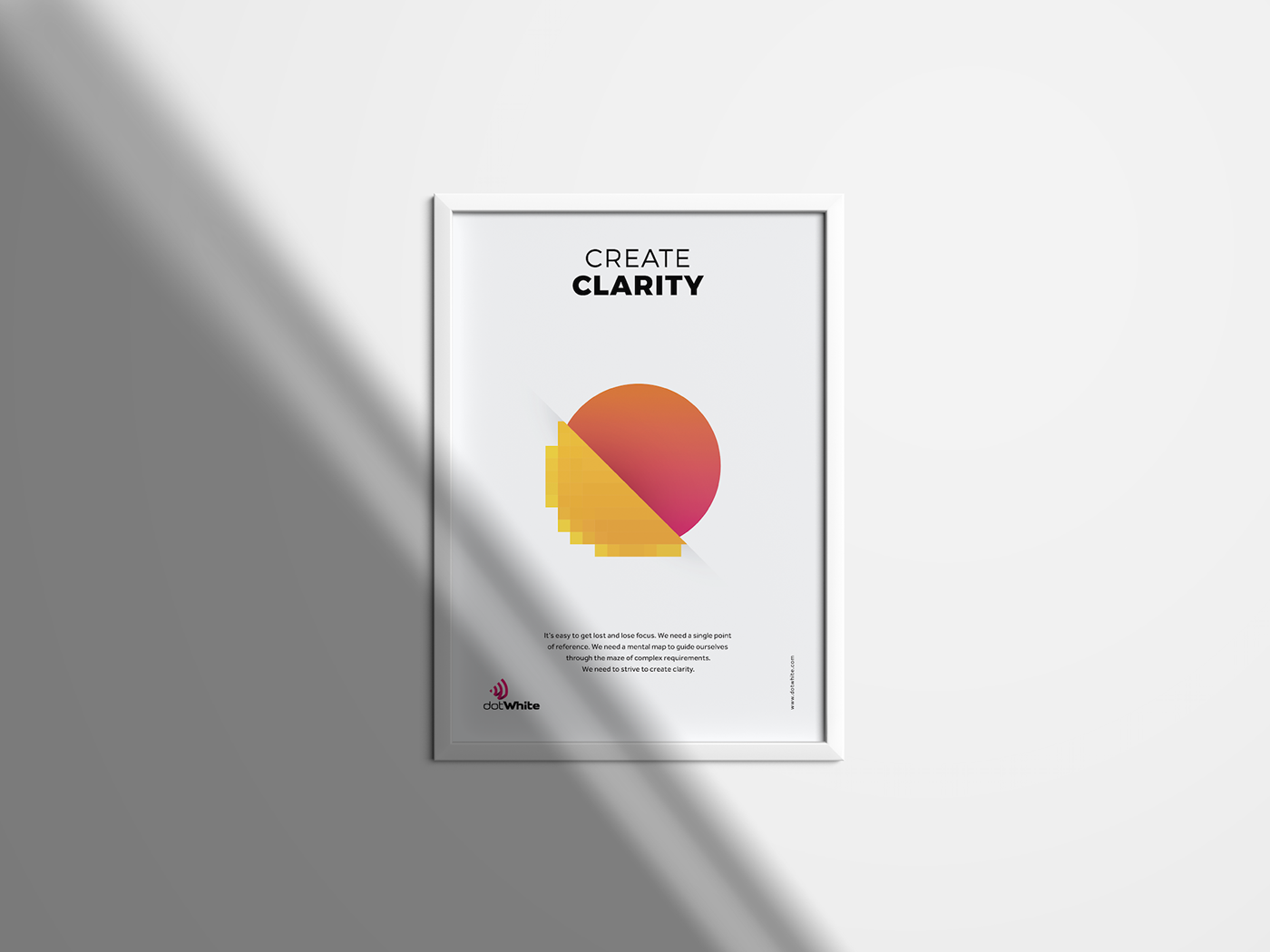 posters corporate Values
