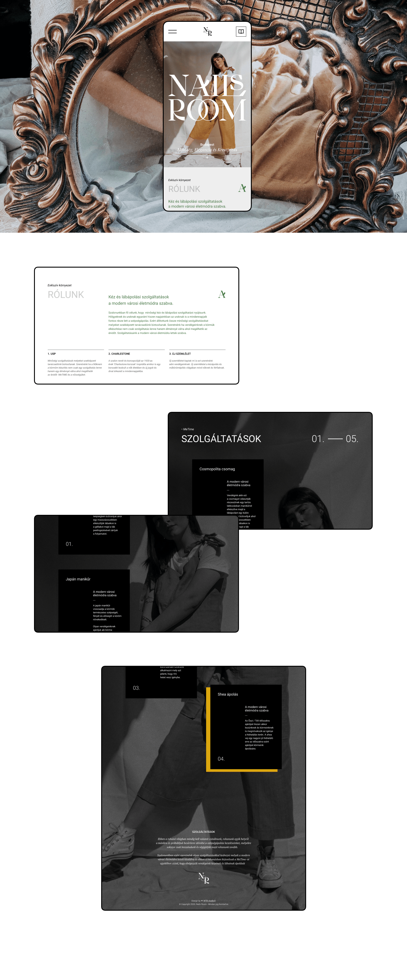 beauty,branding ,Fashion ,minimal,mobile,salon,typography  ,UI/UX,Web Design ,Website