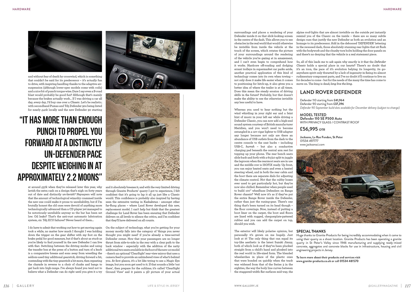 Automotive journalism Automotive Photography car photography car review  editorial design  journalism   Land Rover magazine new defender writing
