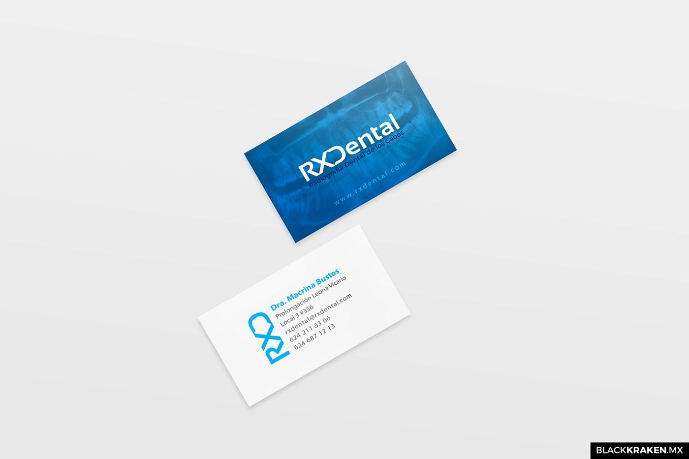 logo Logotipo branding  brand marca Diseño de logotipo dental radiagrafia