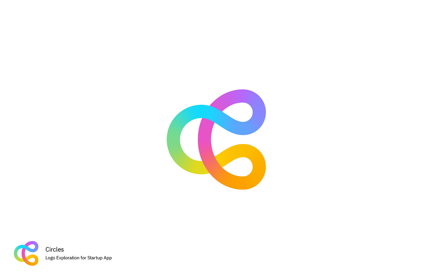 Logo Exploration for Circles App