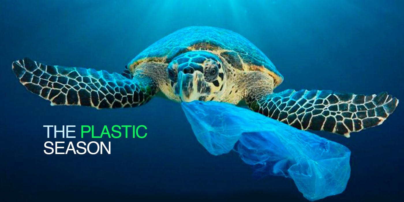 eco reciclaje sostenibilidad videojuegos Fortnite cambio climatico futuro jovenes oceanos plastic
