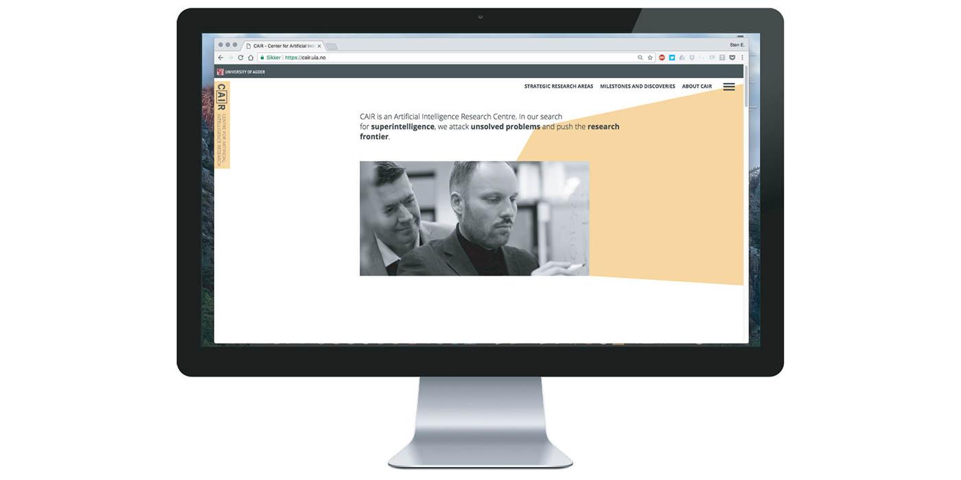 Web site science artificial intelligence brand logo minimal geometric ILLUSTRATION  app