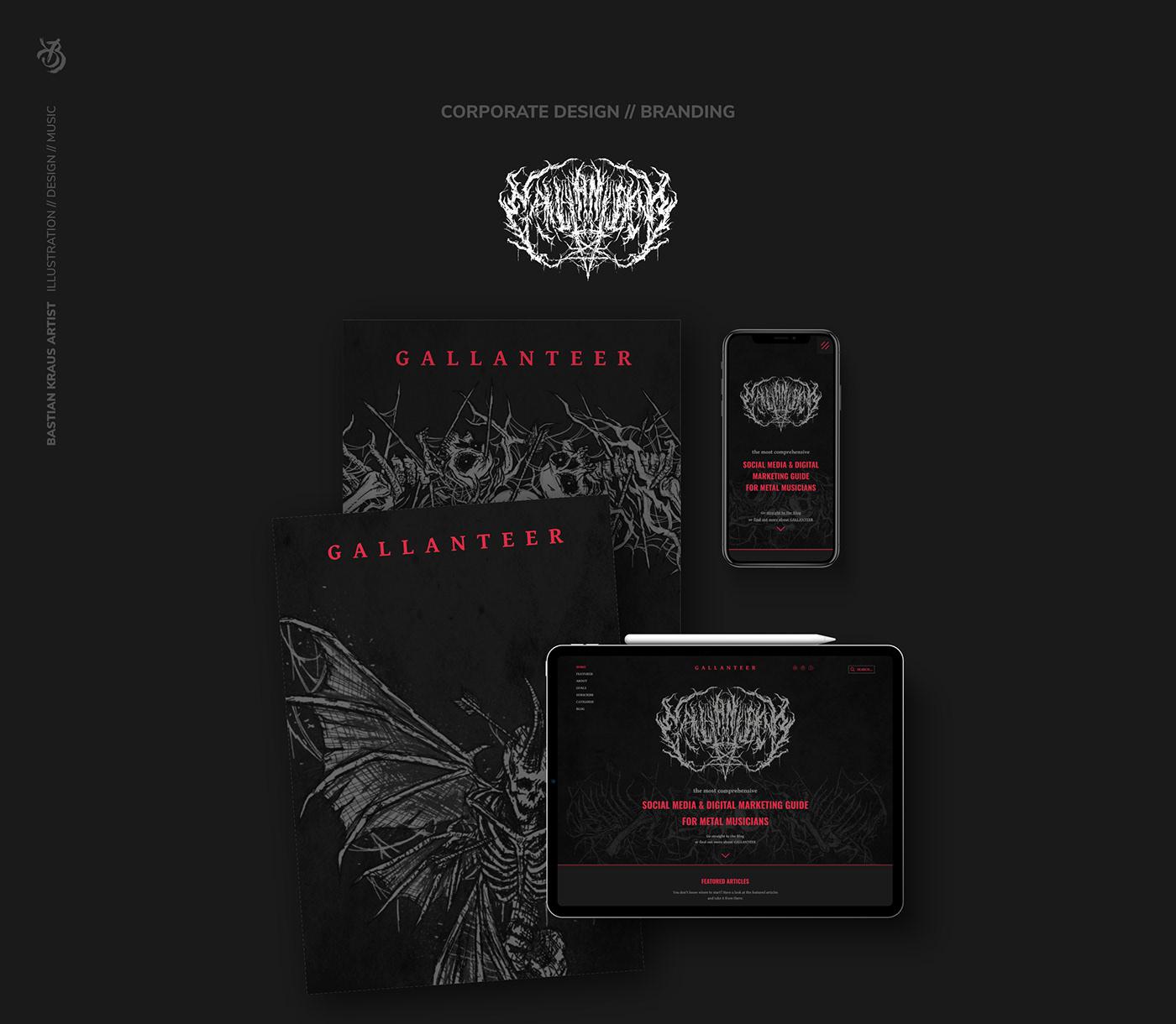 GALLANTEER // Overview