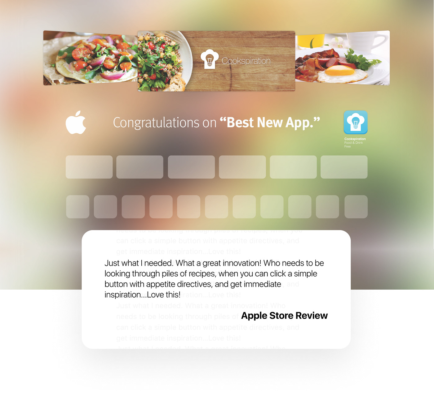 android app cook ios mobile nutrition recipe UI ux Web