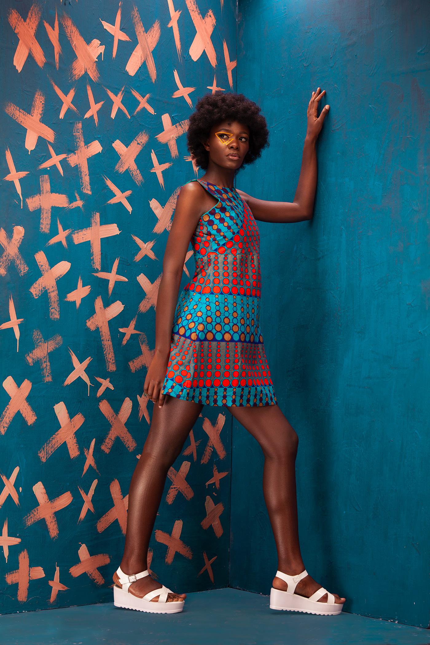 africana african blue melanin Fashion  highfashion