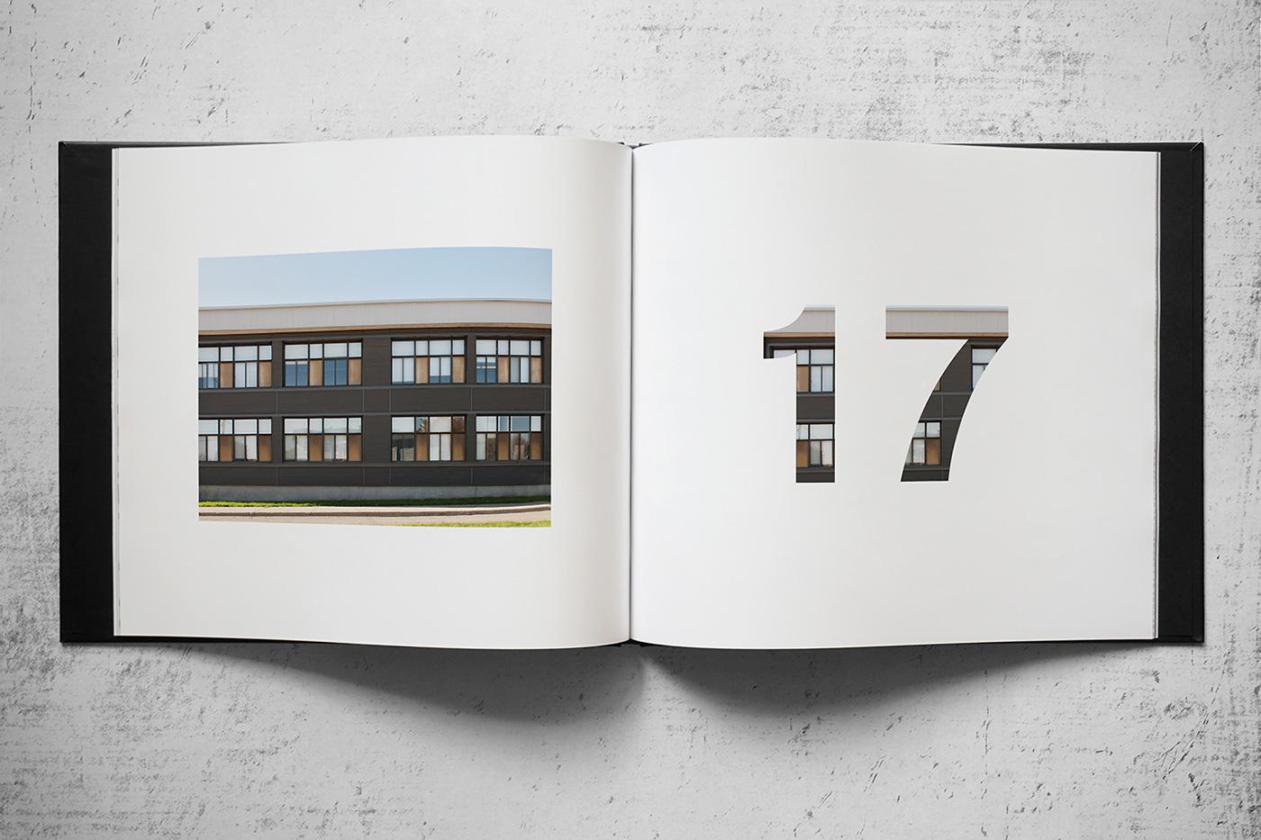 book coffee table modular grid DKA modern elegant art editorial clean system architect