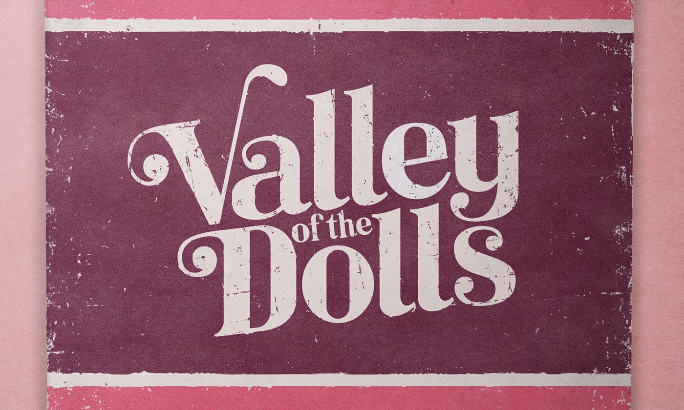 valley dolls pratt herman Awuku stavanger lettering hand Brooklyn norway