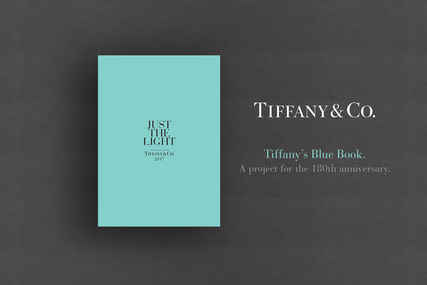 Tiffany blue book special edition th anniversary on behance