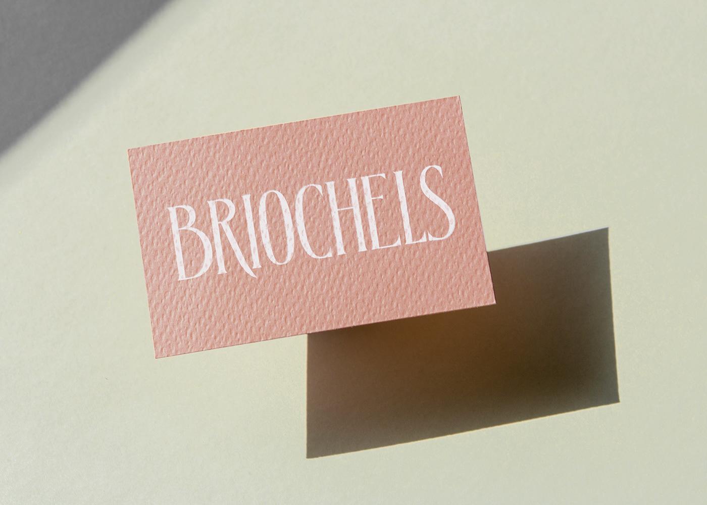 design logo parametro mexico French bistro egg interiores pink identity