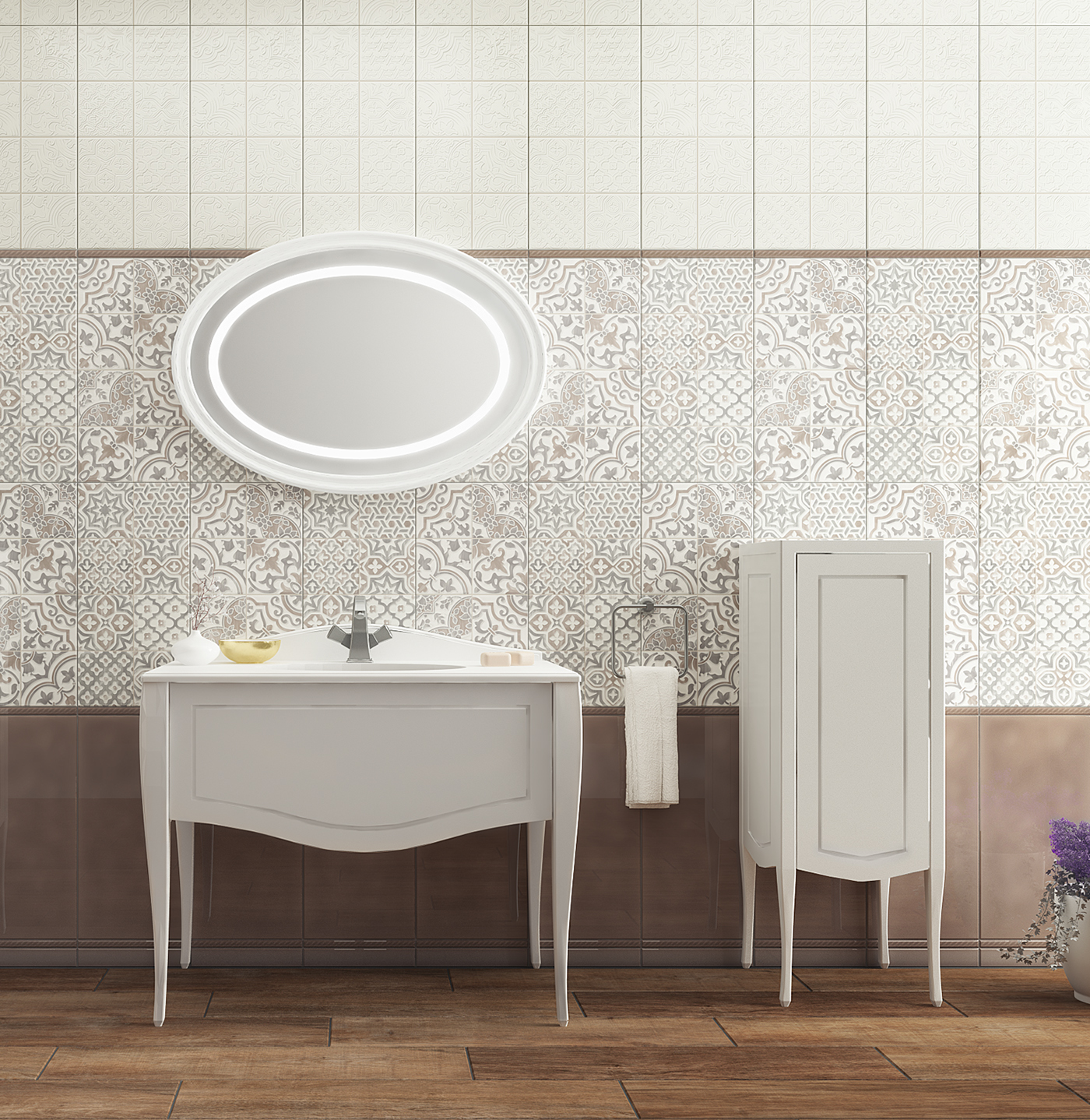 Craftmix wall tiles on behance inspired by traditional handmade ceramics classic approach and trendy colours and surfaces allowing to create cozy and yet moden interior bor both bathroom doublecrazyfo Choice Image