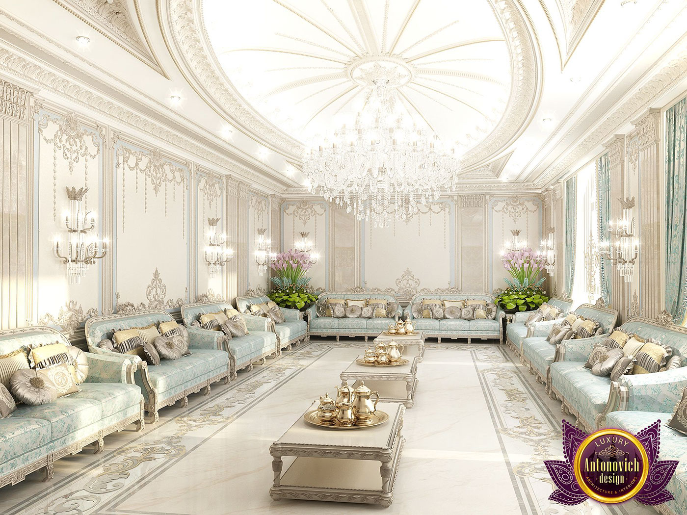 The best interior design majlis by katrina antonovich on for Modern home decor dubai
