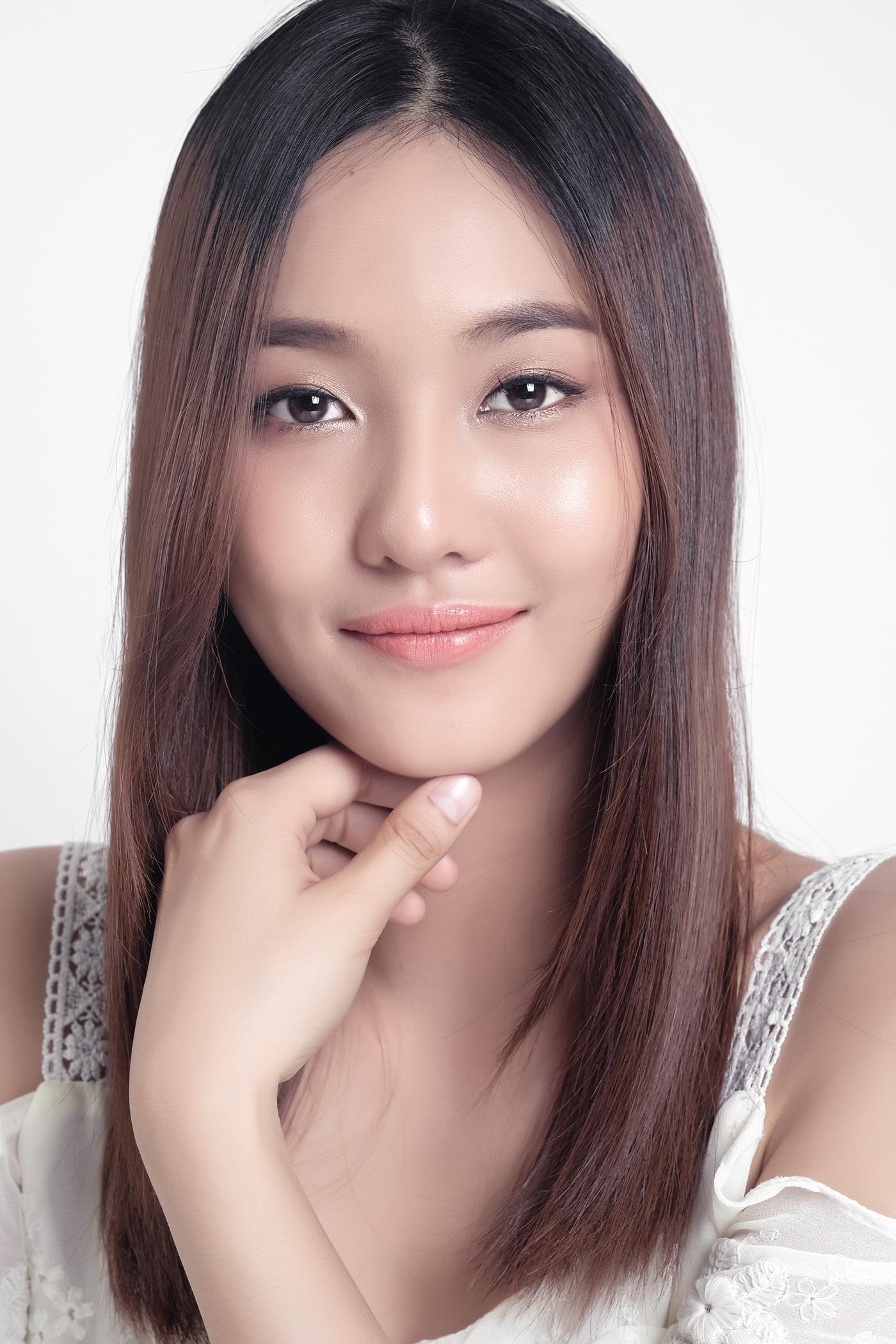 Asian natural beauty pics