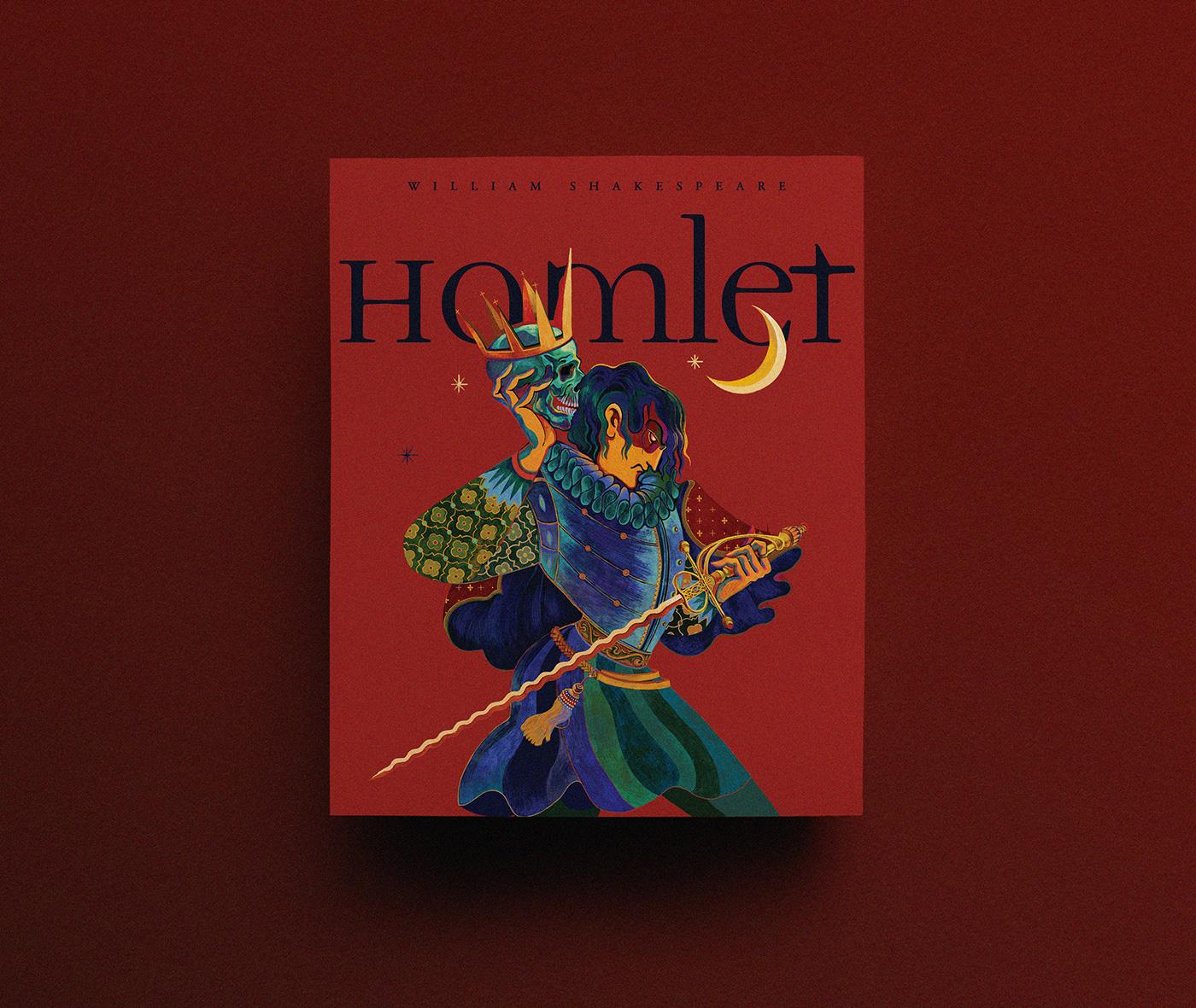 art artwork Classic design dussebui editorial typography   color cover ILLUSTRATION