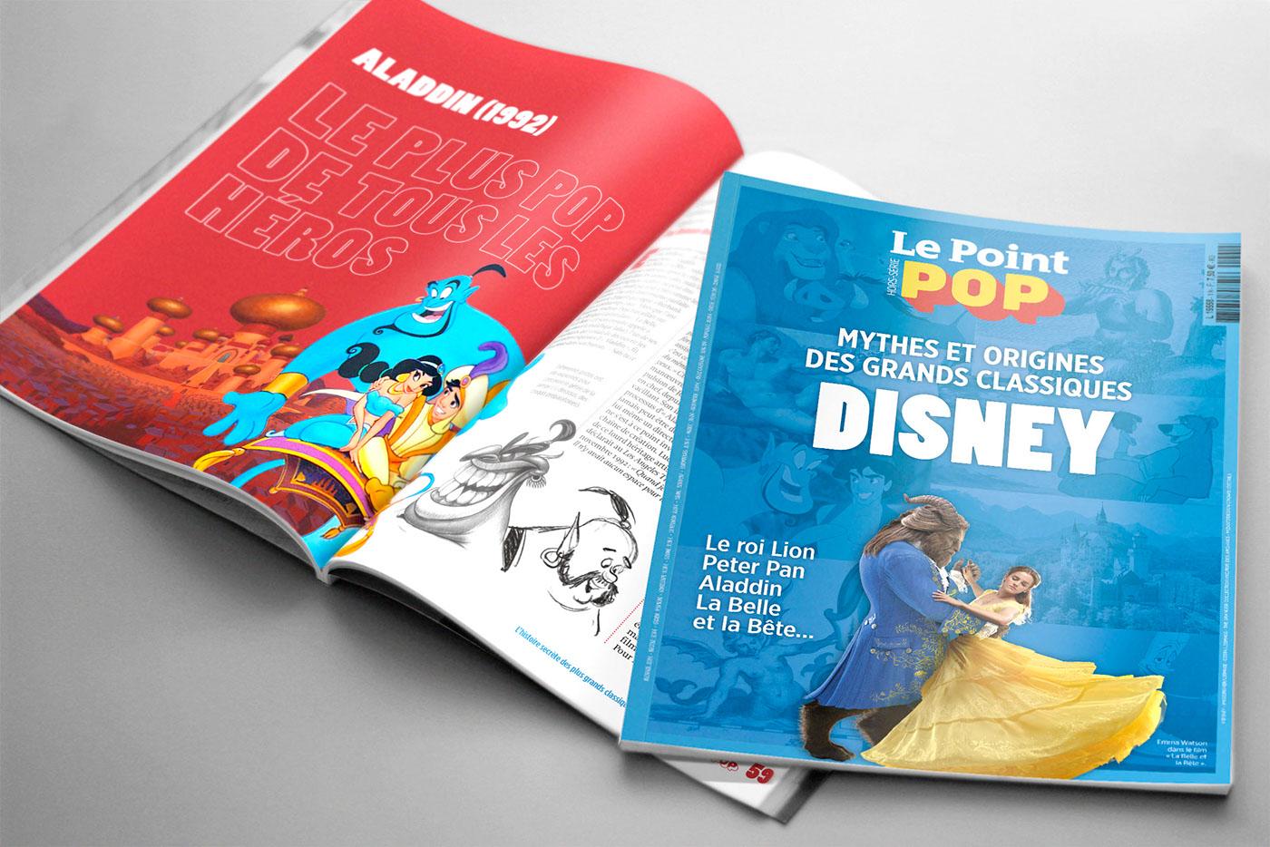 pop editorial design graphic design  editorial design