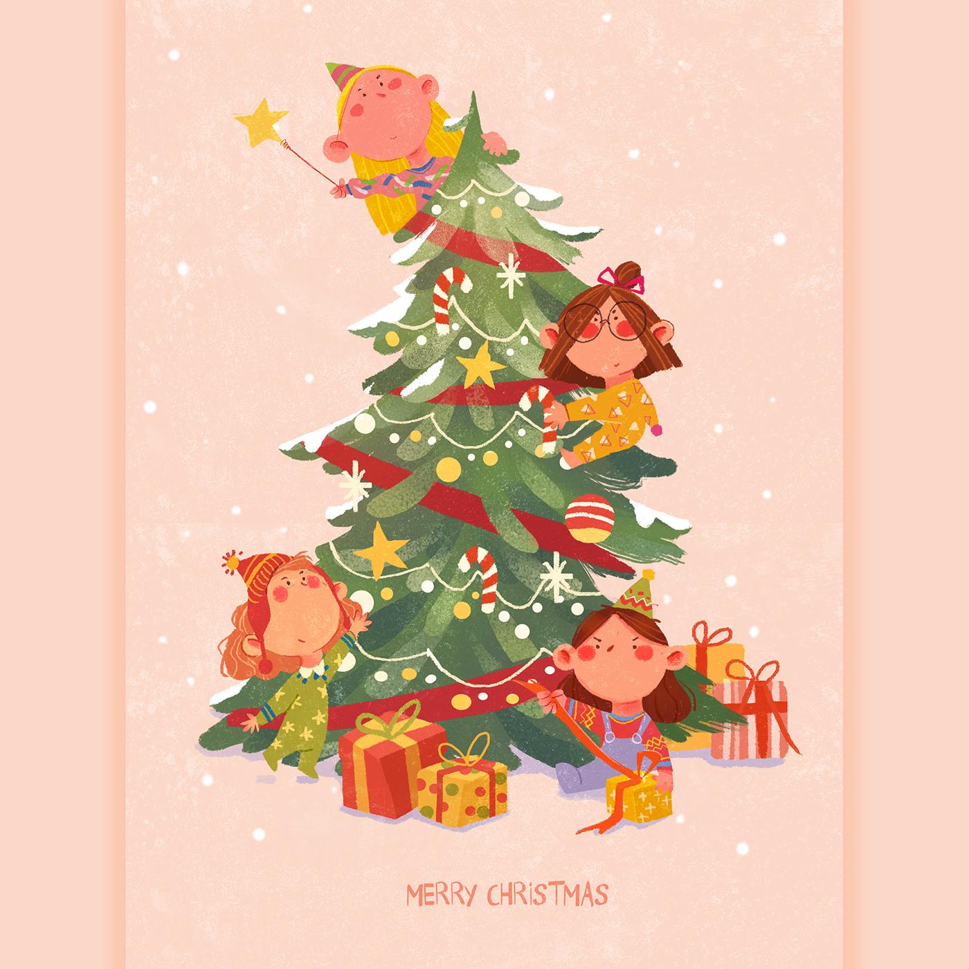 精緻的32款聖誕節圖片欣賞
