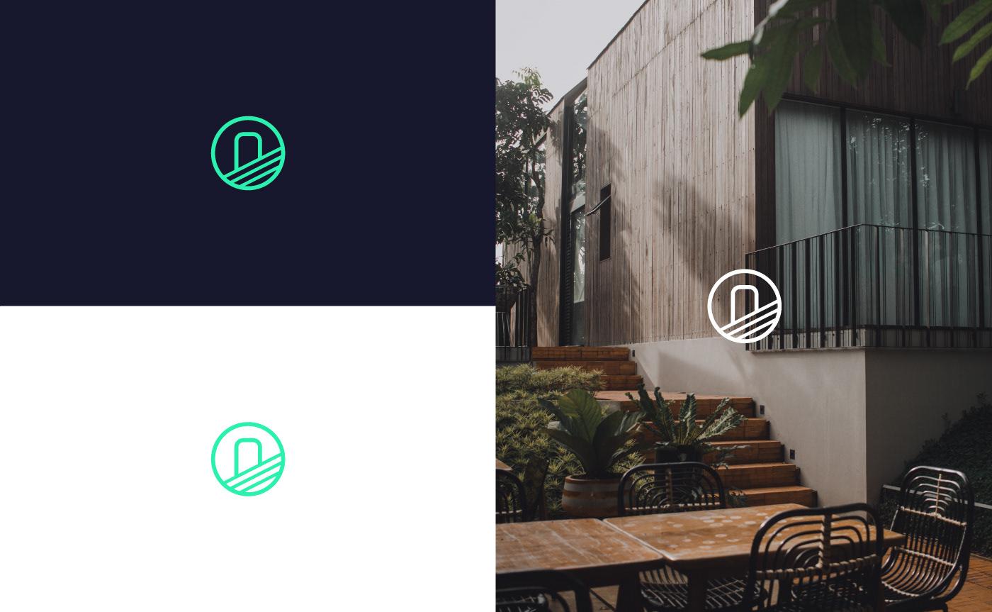 Logo Design Web Design  art direction  branding  visual identity Logotype logo brand identity Stationery