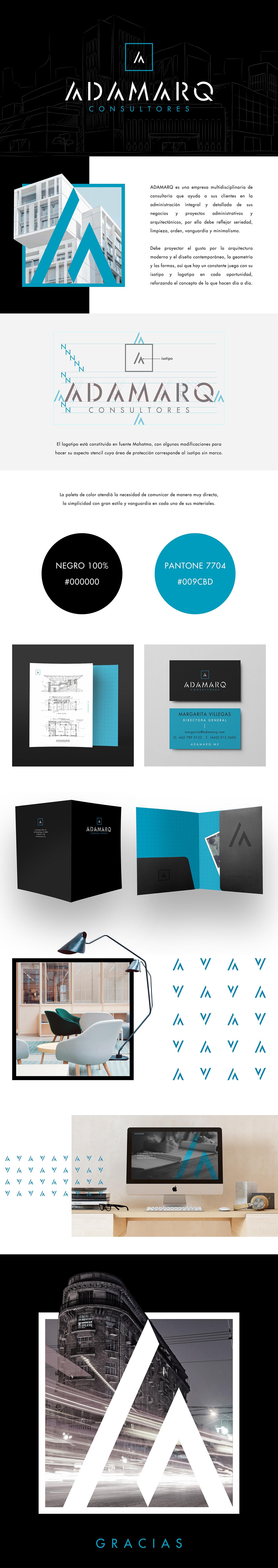 architecture brand identity branding  design logo Logotipo Logotype visual identity