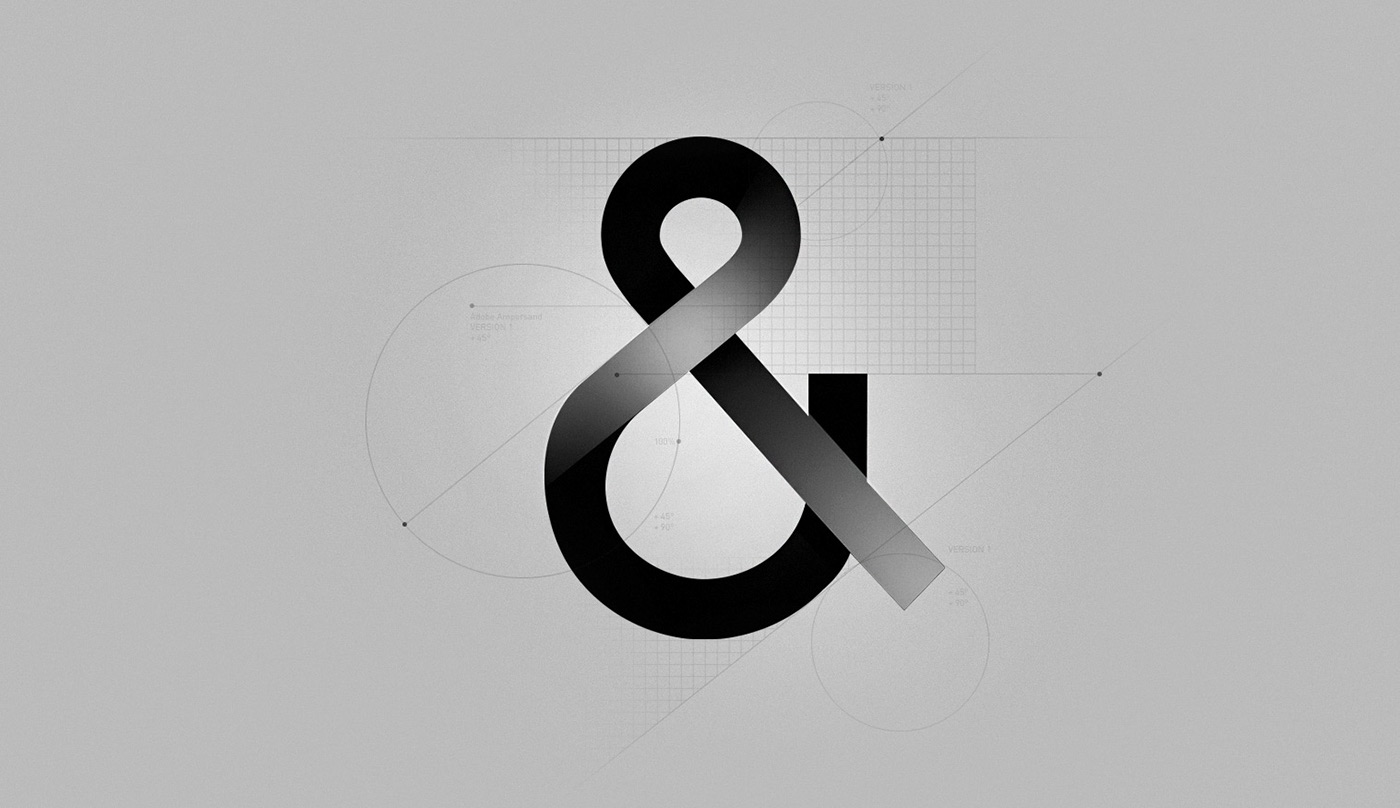 adobe David Mascha ampersand ad print social analytics colorful Goodby & Silverstein