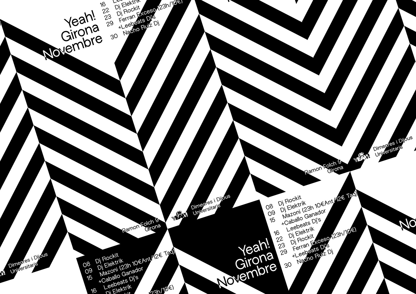 identity posters Best On Behance barcelona International trends design branding  logo