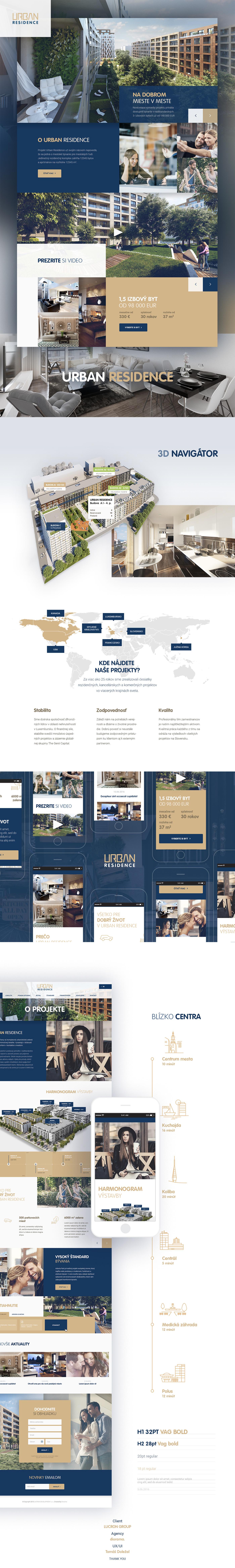 Web Design  UI/UX Website Interaction design